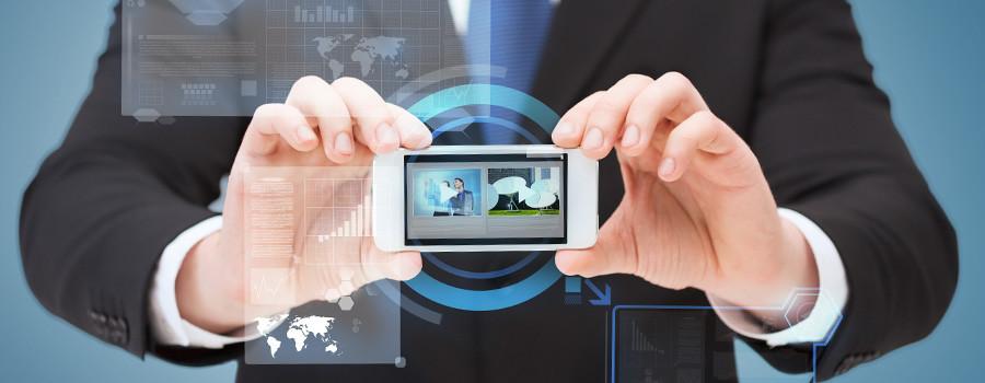 Web TV mobile